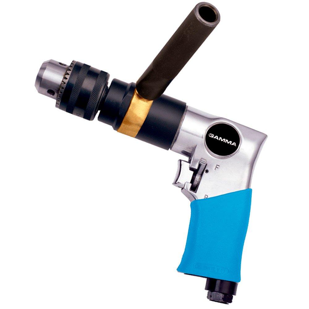 Furadeira Reversível Pneumática 13mm 1/2 Pol. 6,3Bar 700RPM - Imagem zoom