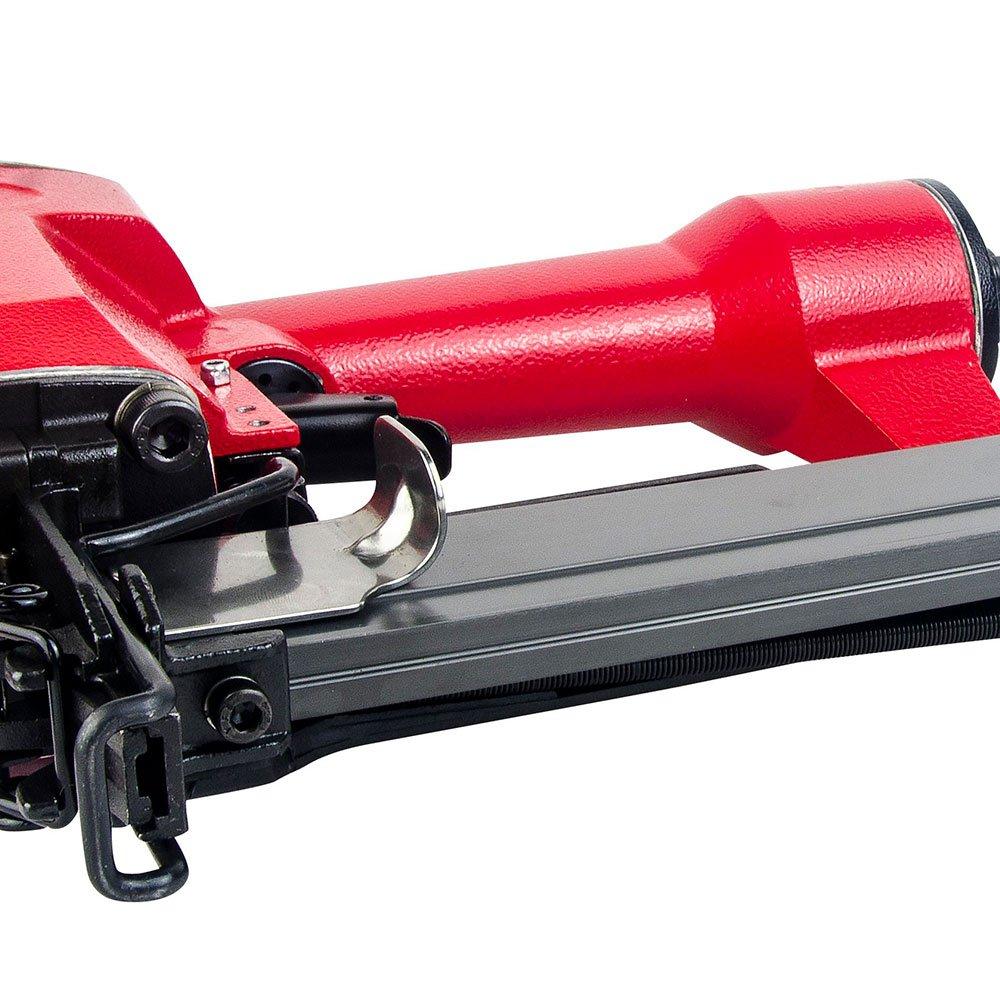 Grampeador Pneumático para Grampos de 16 a 50mm - Imagem zoom