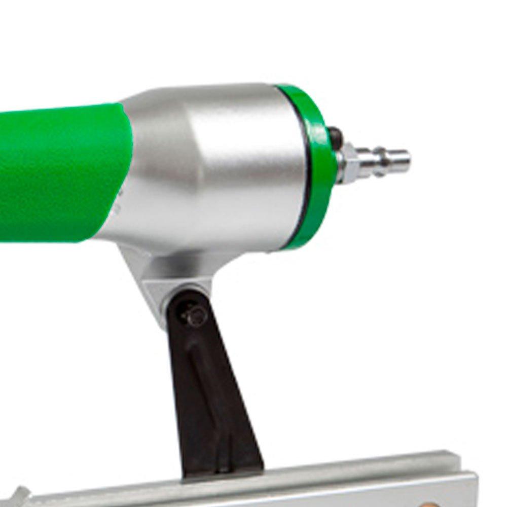 Grampeador Pneumático para 100 Grampos 14/16 até 50mm - Imagem zoom