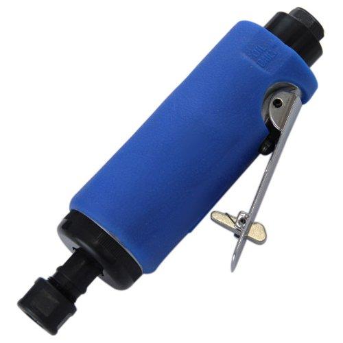 kit retificadeira reta pneumática 1/4 pol. com 10 pontas