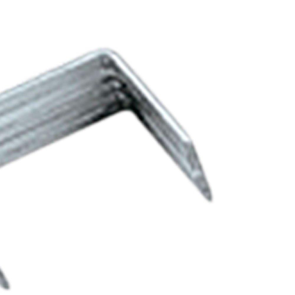 Grampos Temperados Tipo 140 8mm 1000 Unidades para Grampeador Pneumático - Imagem zoom