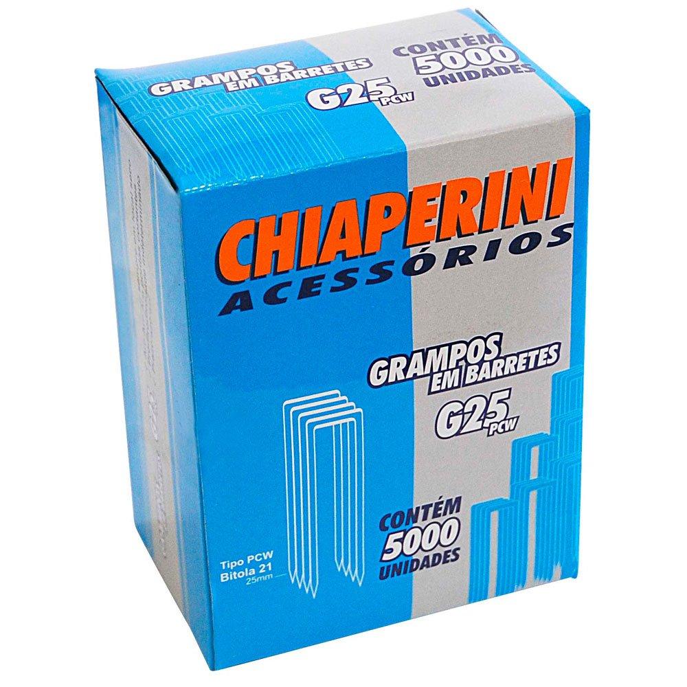 Grampo em Barretes para Grampeadores Pneumáticos 25mm com 5000 Unidades - Imagem zoom