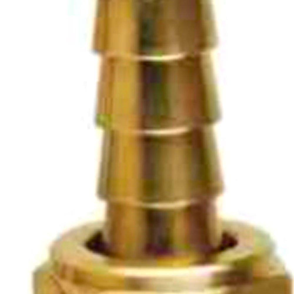 Espigão Giratório para Mangueira 1/4 Pol. com Rosca Fêmea 1/4 Pol. - Imagem zoom