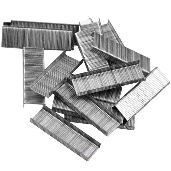 Caixa de Grampos para Grampeador Manual 0,7 x 4 mm com 1.000 Unidades - Imagem zoom