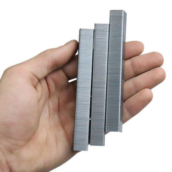 Grampo para Grampeador Pneumático 13 x 16 mm Caixa de 9.680 Unidades - Imagem zoom