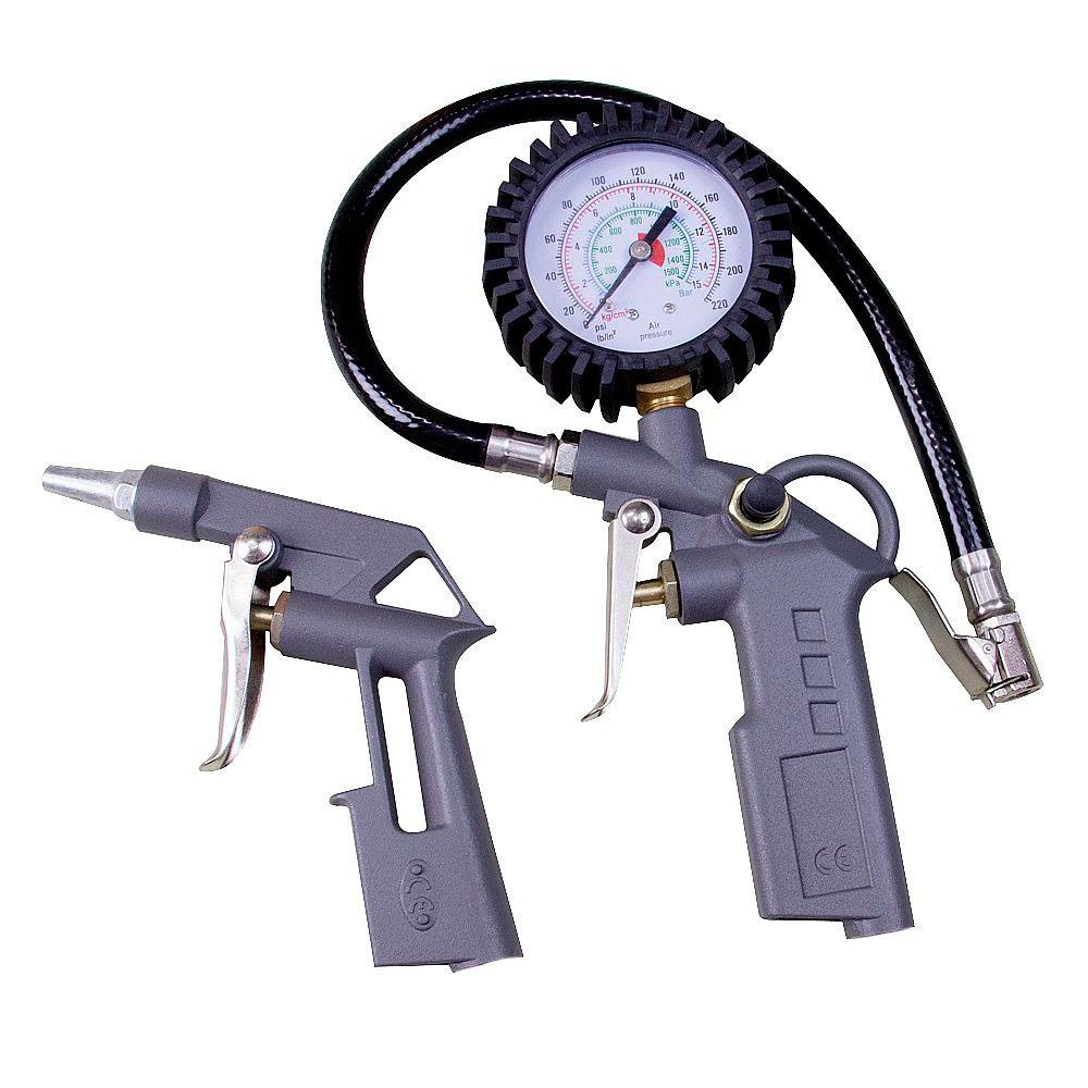 Kit de Pintura com 5 Peças para Compressor de Ar - Imagem zoom