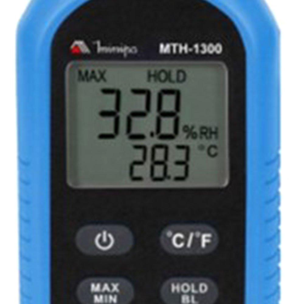 Mini Termo-Higrômetro de 0ºC a 50ºC - Imagem zoom