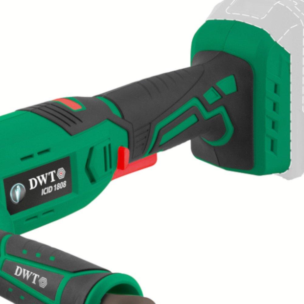 Esmerilhadeira 4.1/2Pol. 18V sem Bateria e Carregador - Imagem zoom