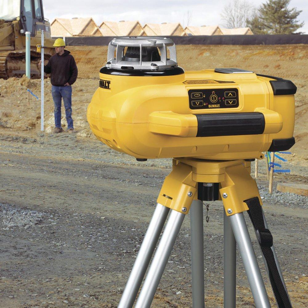 Laser Rotativo Auto Nivelador 18V com Maleta,Carregador  e Acessórios - Imagem zoom
