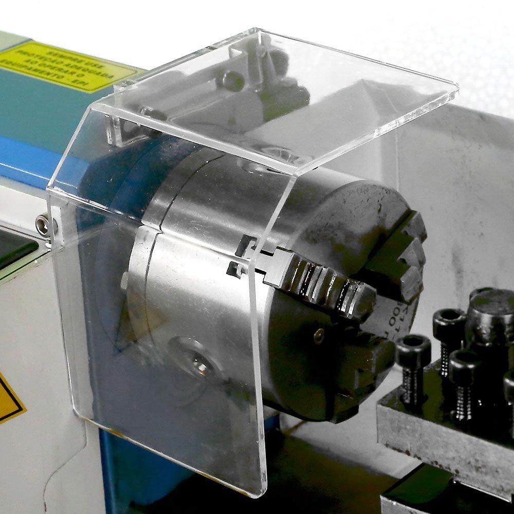 Mini Torno Mecânico 350mm 550W  - Imagem zoom