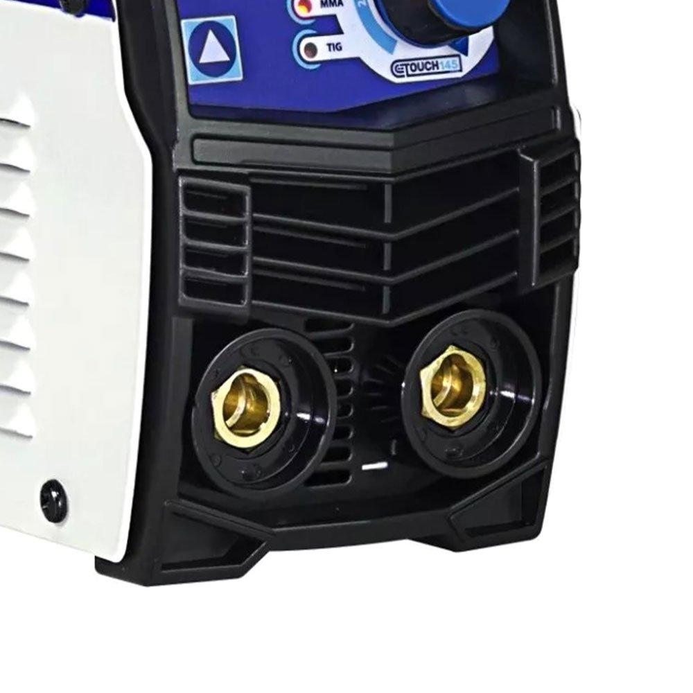 Máquina de Solda Inversora Touch 145 140A  - Imagem zoom