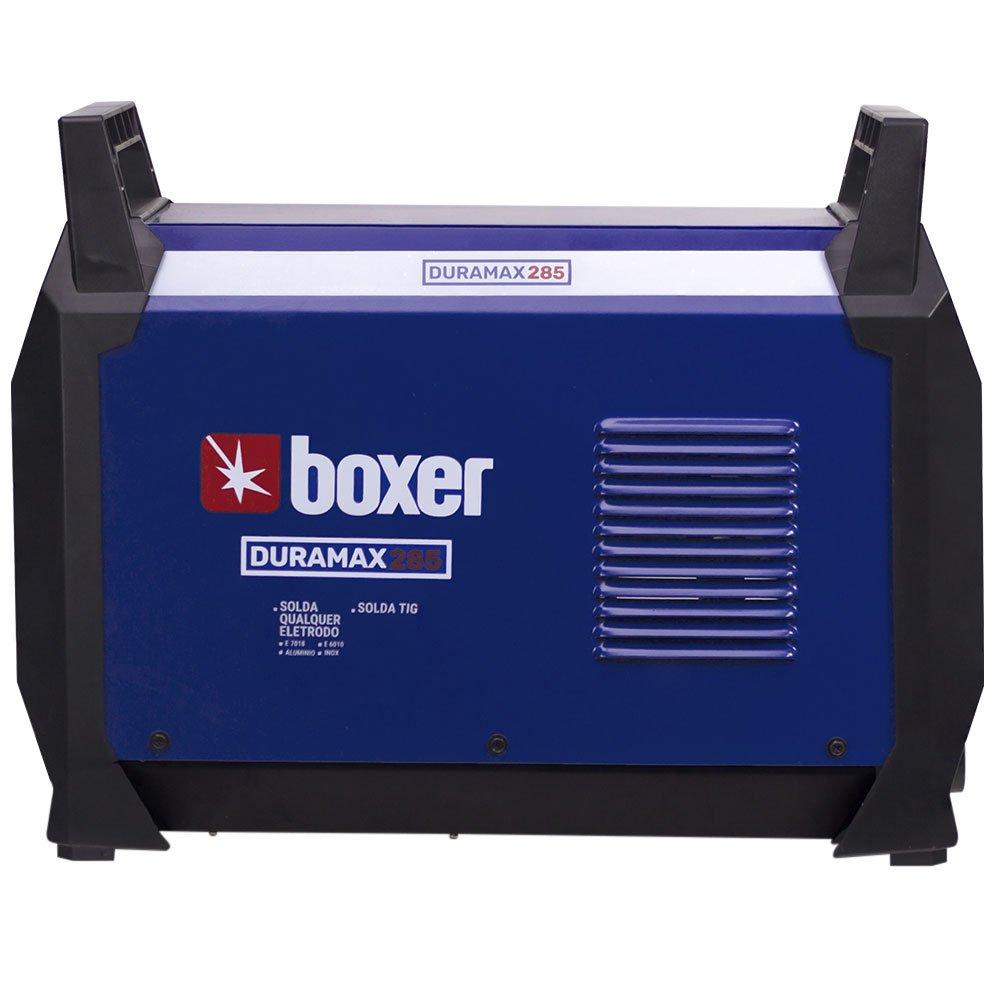 Máquina Inversora de Solda Duramax 285 250A 220V Display Digital - Imagem zoom