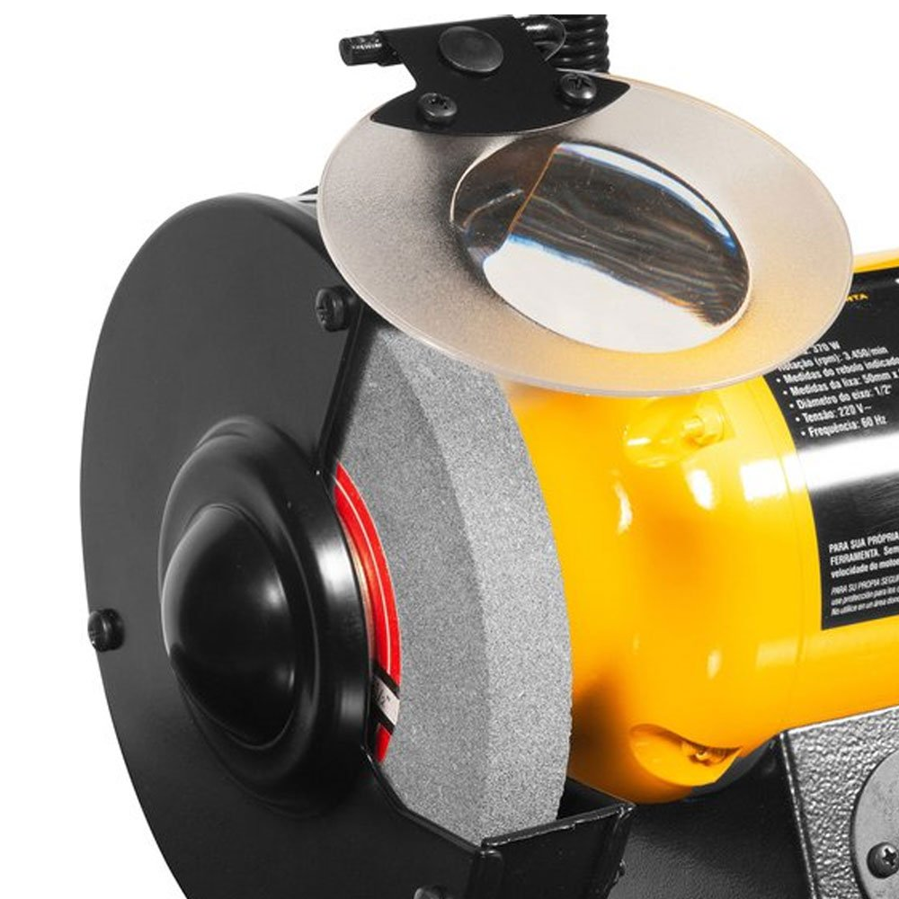 Moto Esmeril/Lixadeira 2X1 370W  - Imagem zoom