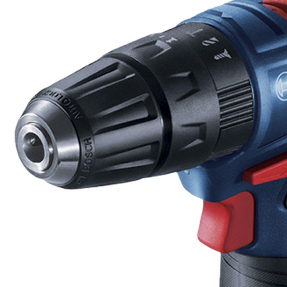 Parafusadeira/Furadeira de Impacto 12V MAX Li-Ion com Carregador 2 Baterias e Maleta - Imagem zoom