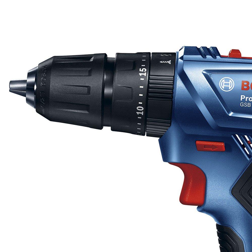 Parafusadeira/Furadeira de Impacto a Bateria 18V Lition 1,5Ah com Carregador Bivolt - Imagem zoom
