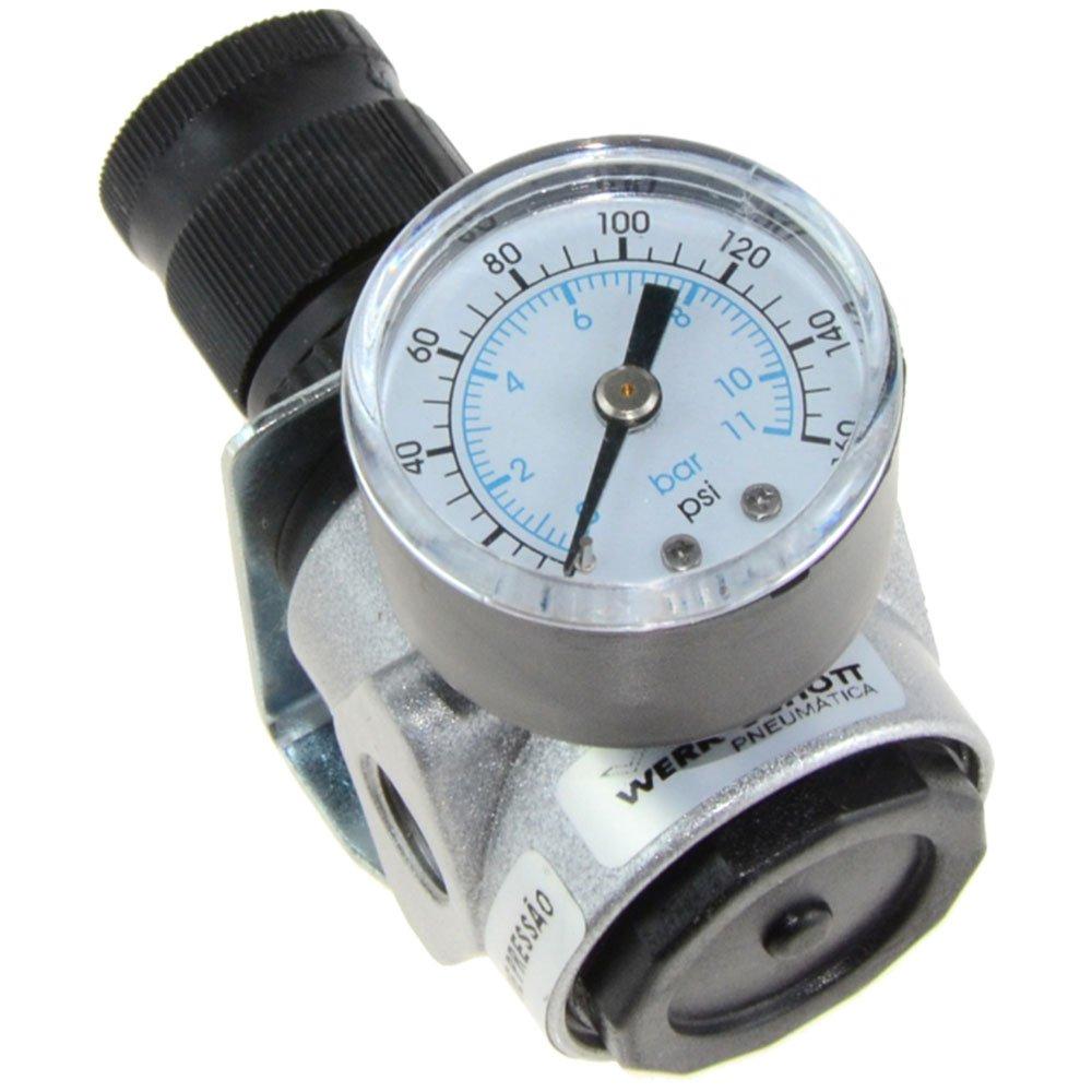 Válvula Reguladora de Pressão Série 21 Mini 1280 l/min 1/4Pol. - Imagem zoom