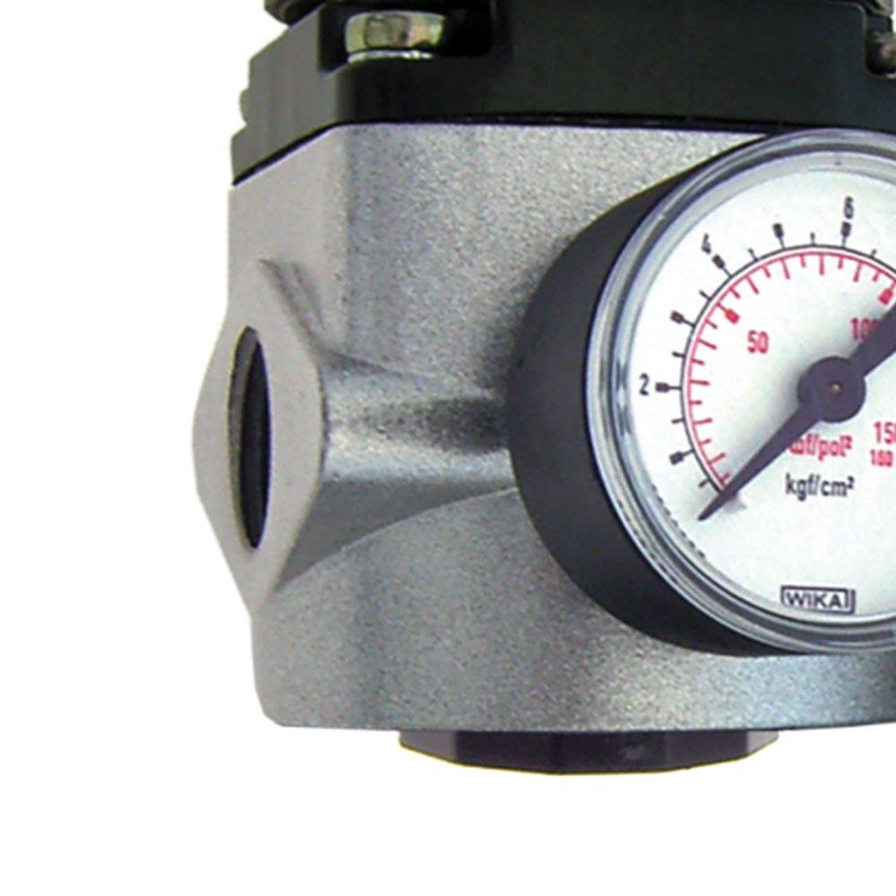 Regulador de Pressão Série 322 Médio 5040 l/min 1/2Pol. - Imagem zoom