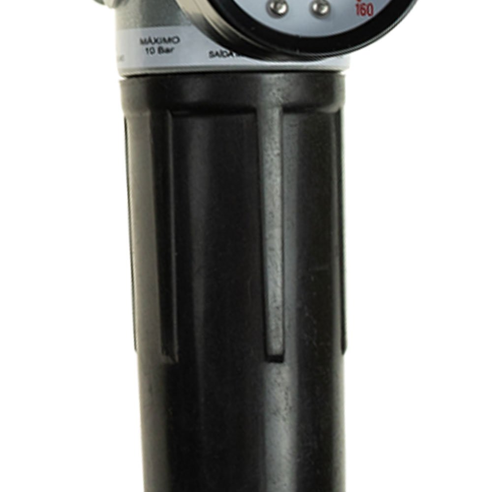 Filtro Regulador de Ar Série 21 Mini 1/4Pol. para Pintura com Suporte - Imagem zoom