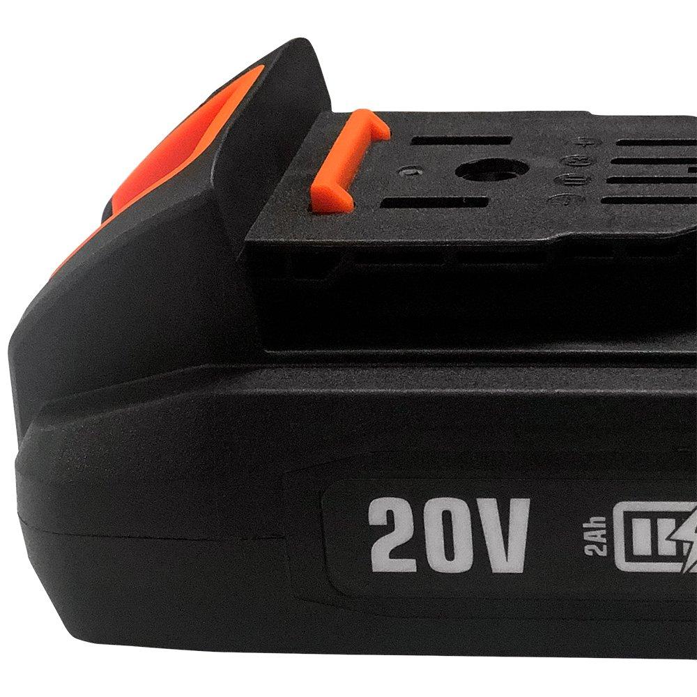Bateria de Íons de Lítio 20V 2Ah - Imagem zoom