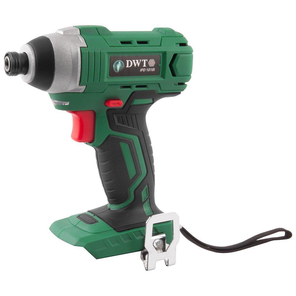 Kit Parafusadeira com Impacto DWT-6014181800 1/4Pol. 18V + Carregador DWT-6014180500 + Bateria DWT-6014180200 - Imagem zoom