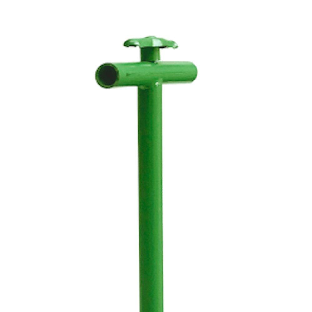 Macaco Hidráulico Tipo Jacaré 3 Ton Longo Rodas de Poliuretano - Imagem zoom