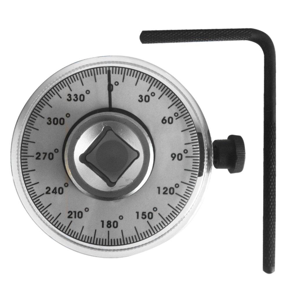 Medidor de Ângulo para Torquímetro Encaixe 1/2 Pol. - Imagem zoom