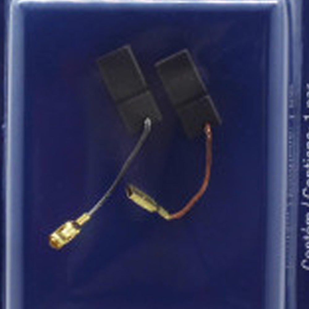 Jogo Escova de Carvão Bivolt para Esmerilhadeira GWS 6/7 e Politriz GNS - Imagem zoom