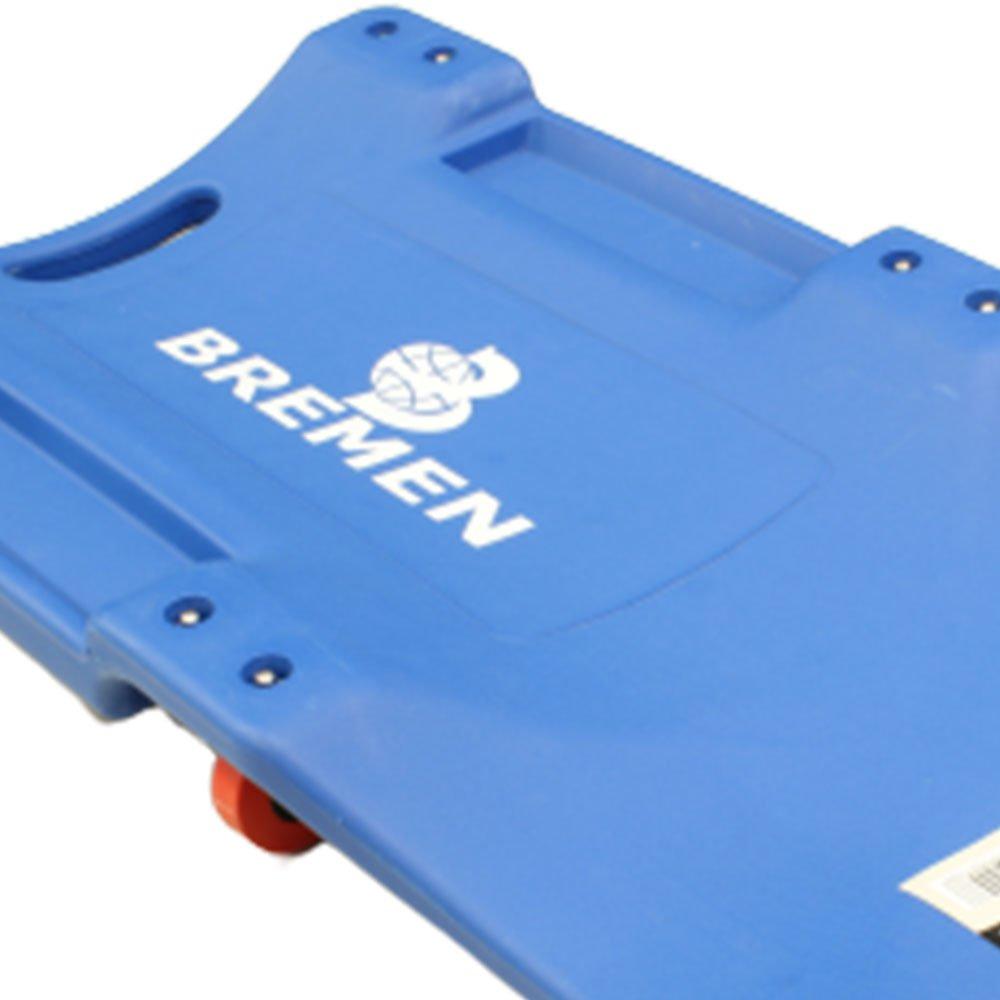 Carro Esteira para Mecânico 930mm com Encosto - Imagem zoom