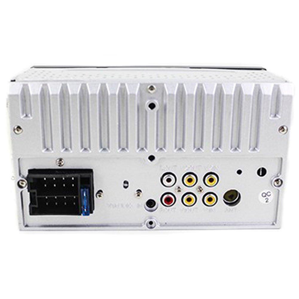Rádio Multimídia MP5 LED 7 Pol. 45W com Touch Screen - Imagem zoom