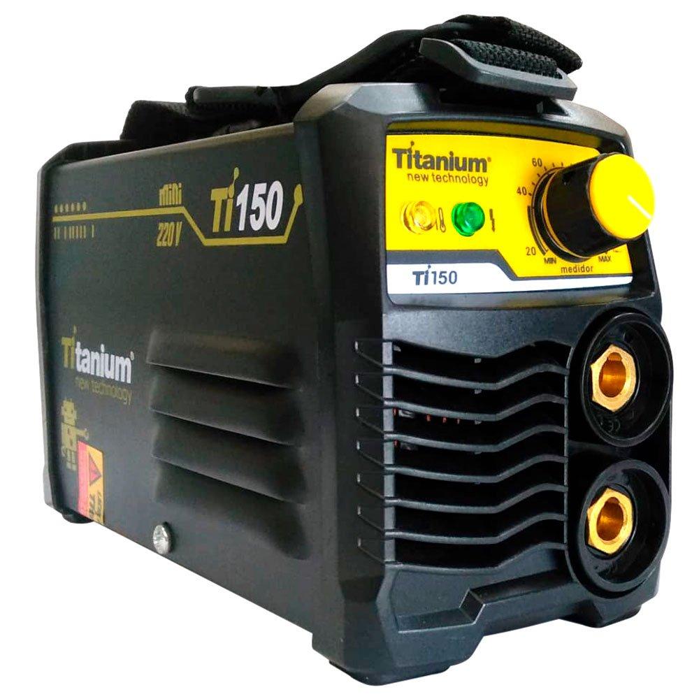 Máquina Inversora de Solda TI-150 120A 220V - Imagem zoom