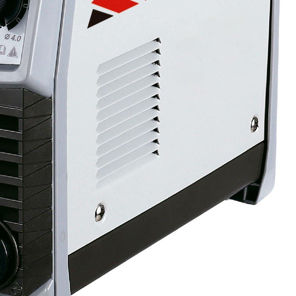 Máquina de Solda Inversora MMA 130A Bivolt IN-130D - Imagem zoom