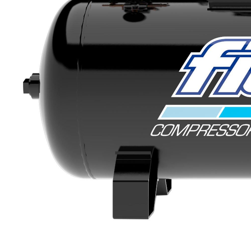 Compressor de Ar Bulldog 15 Pés 175 Litros Monofásico 110/220V - Imagem zoom
