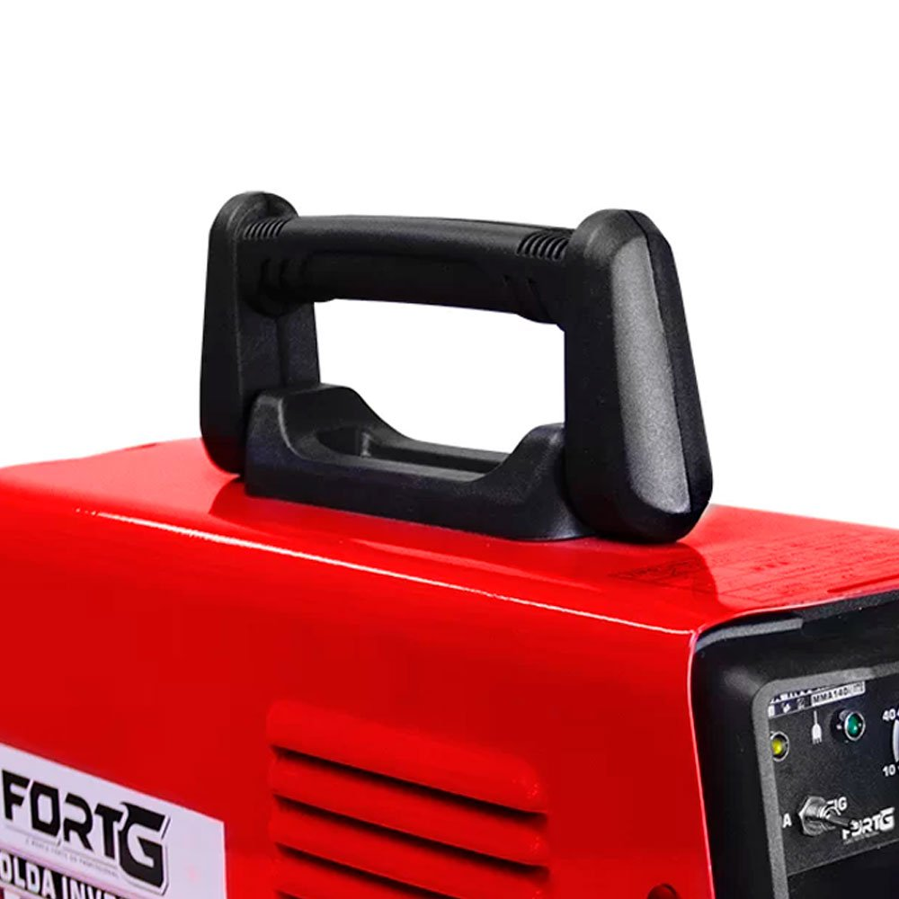 Kit Máquina de Solda Inversora Multifuncional FORTGPRO-FG4131 + 2 Protetor Solar Profissional NUTRIEX-0060954 FPS 30 - Imagem zoom