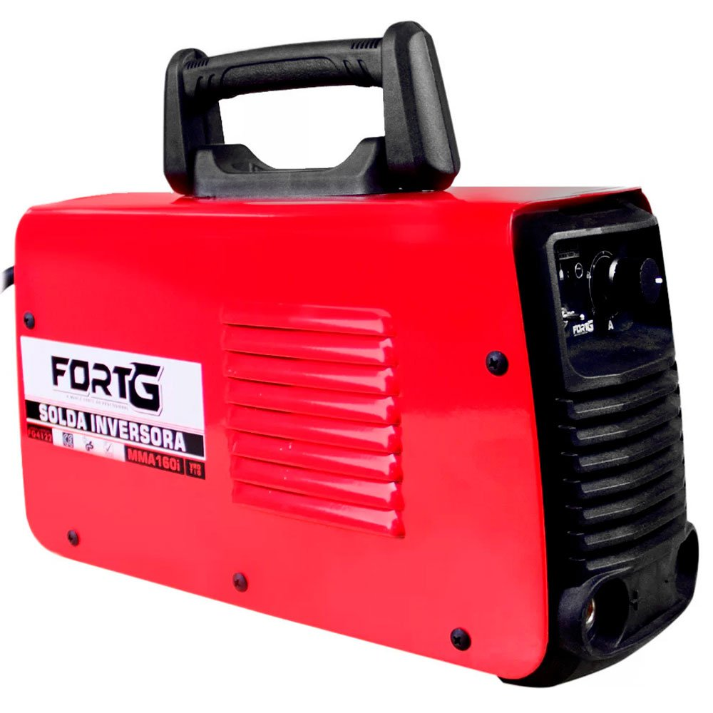 Kit Máquina de Solda FORTGPRO-FG4122 TIG Inversora Multifuncional + 2 Protetor Solar Profissional NUTRIEX-0060954 FPS 30 - Imagem zoom