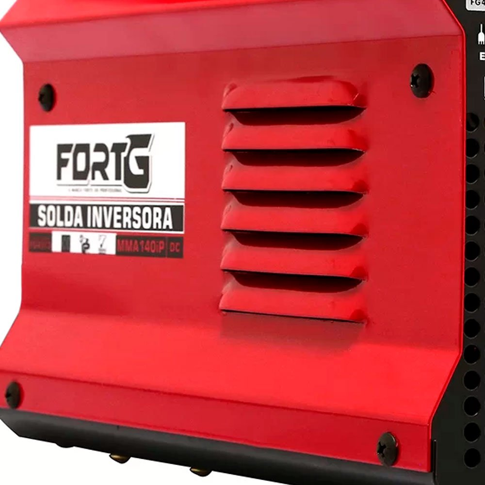 Kit Máquina de Solda Inversora FORTGPRO-FG4513 + 2 Protetor Solar Profissional NUTRIEX-0060954 FPS 30 - Imagem zoom