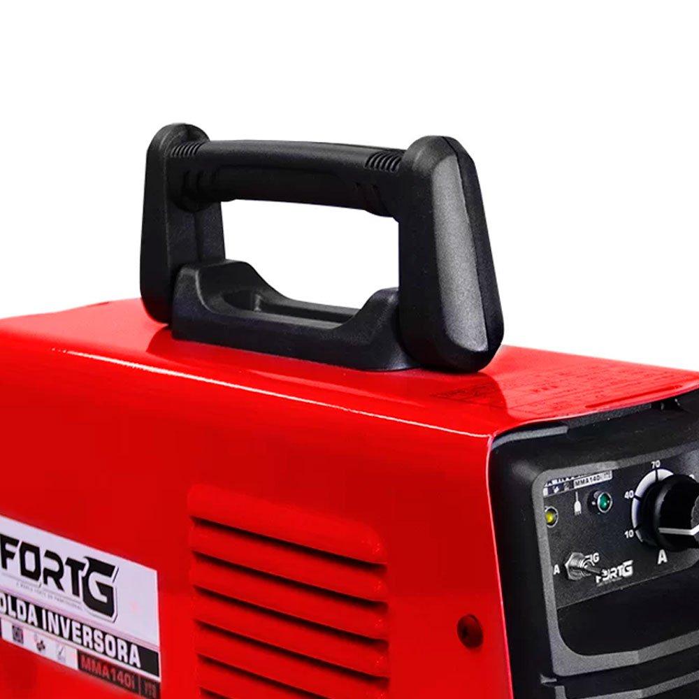 Kit Máquina de Solda FORTGPRO-FG4131 Inversora + 2 Spray Repelente de Insetos NUTRIEX-63503 100ml - Imagem zoom