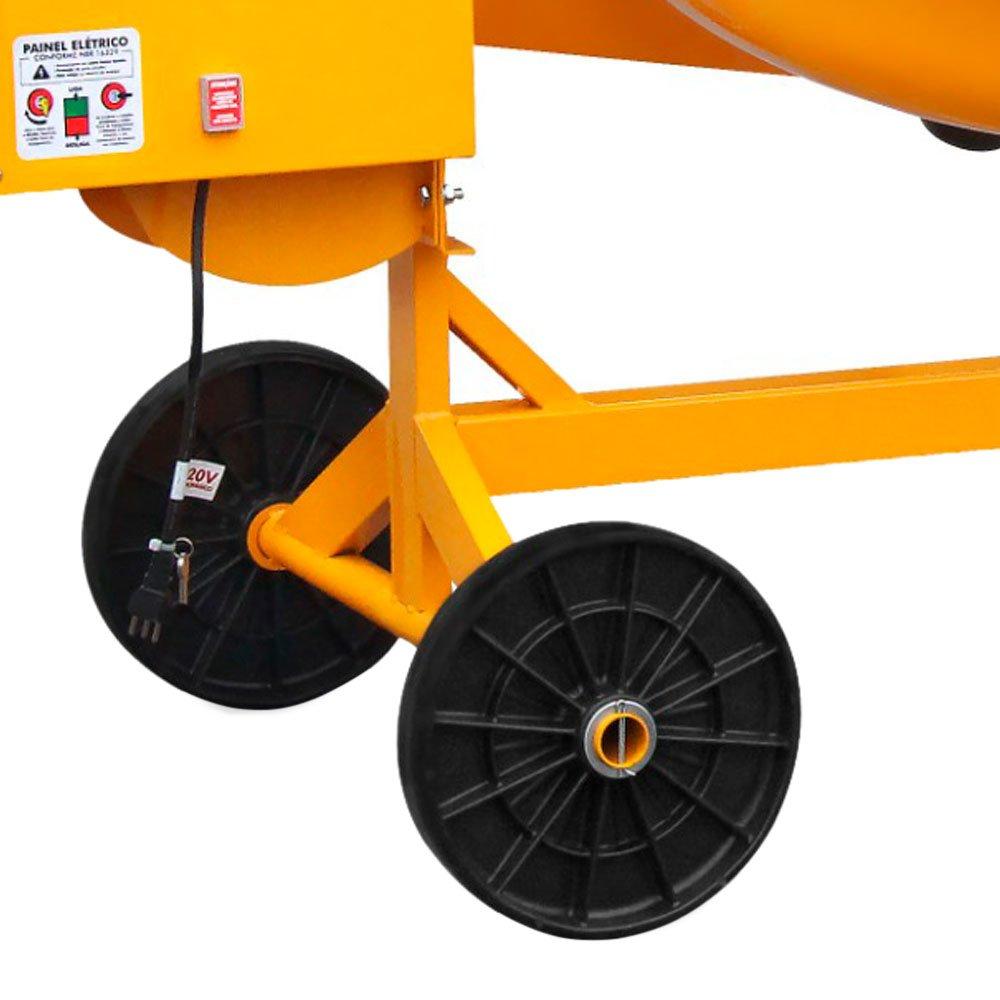 Betoneira Profissional 400 Litros 2CV Trifásica  - Imagem zoom