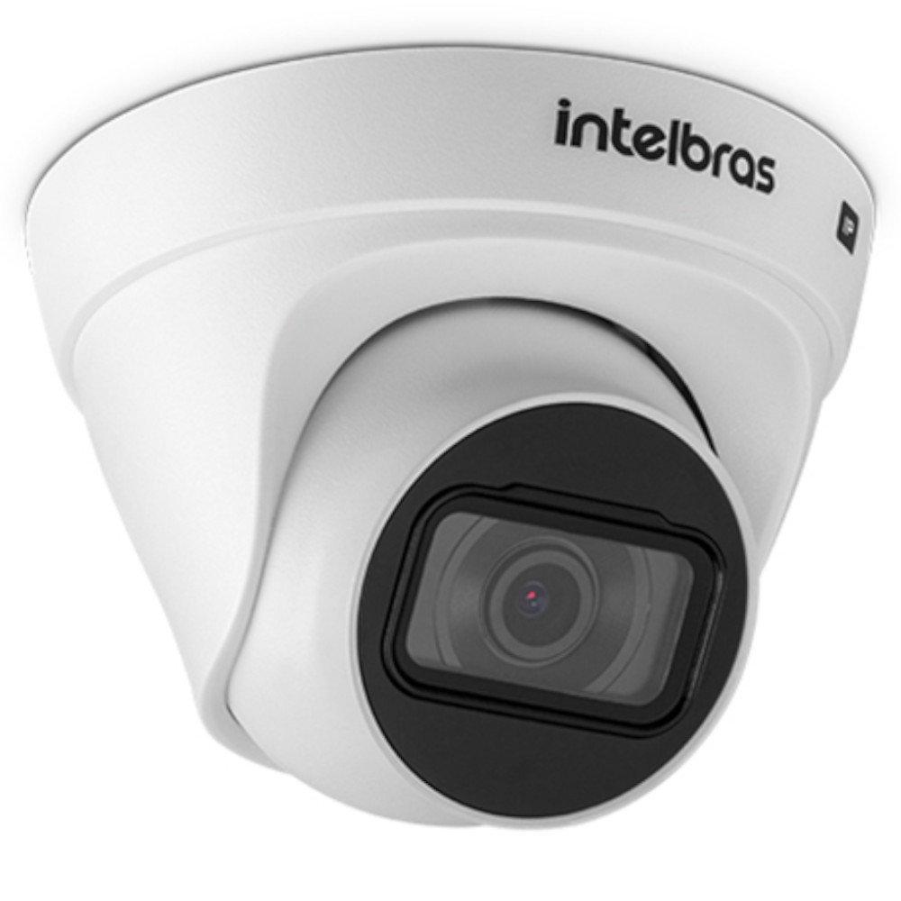 Câmera de Segurança Dome 20 Metros 2,8mm 2 MP IP VIP 3220 D - Imagem zoom