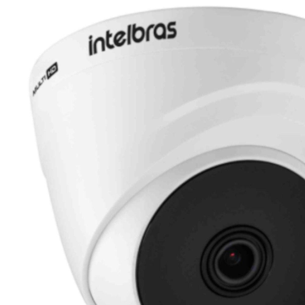 Câmera de Segurança Dome Multi HD 20 Metros 3,6mm 720p VHD 1120 D G5  - Imagem zoom