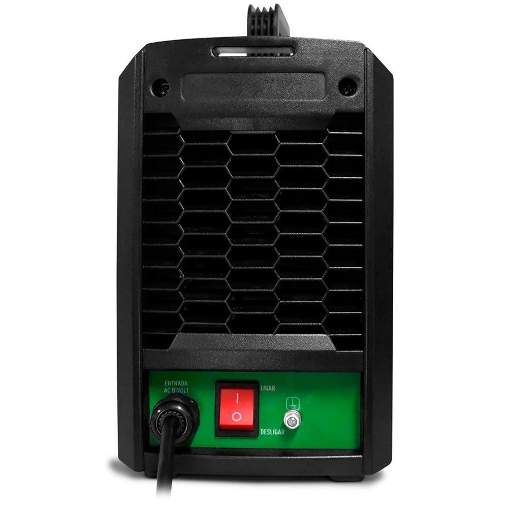 Máquina de Solda Inversora 200A Bivolt com Display Digital Top Arc G3 - Imagem zoom