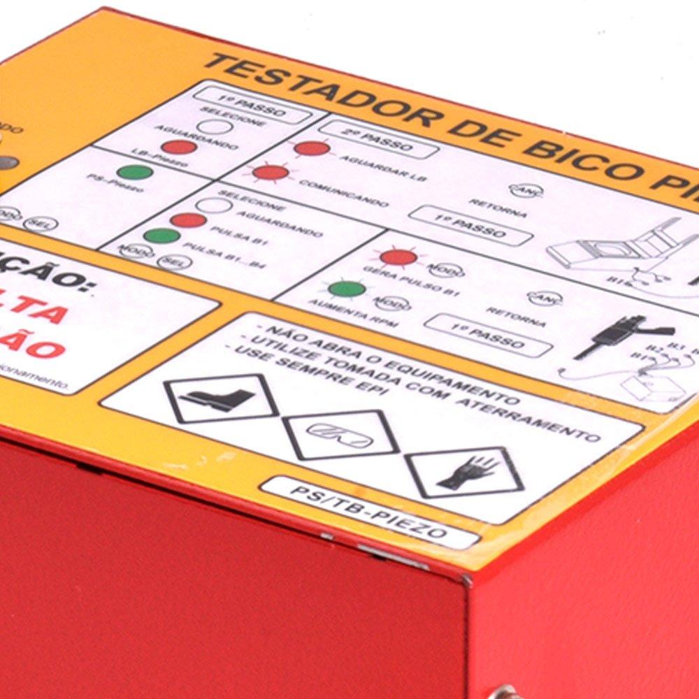 Pulsador/ Testador para Bico GDI Piezo Elétrico - Imagem zoom