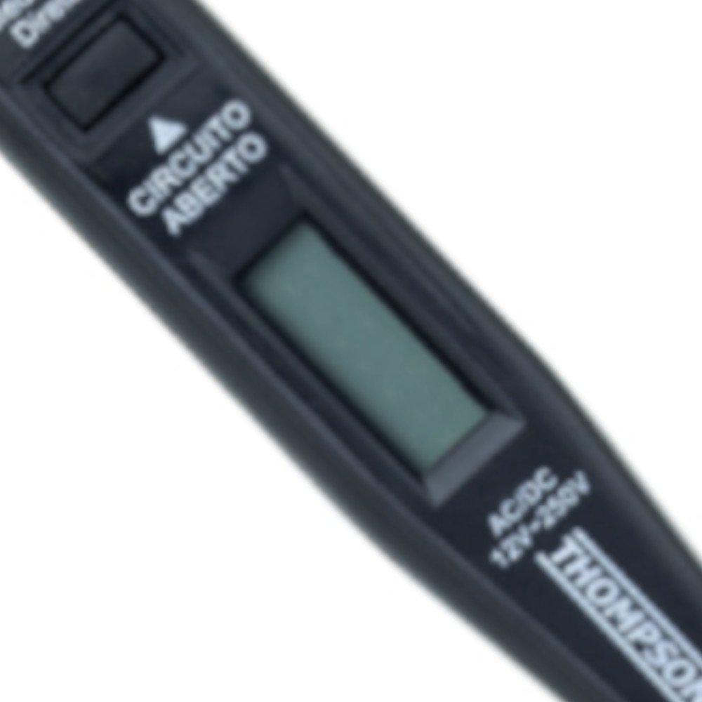 Chave Teste Digital 12V a 250V - Imagem zoom