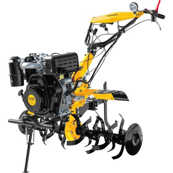 Microtrator A Diesel 10 Hp Mtv 1000   - Imagem zoom