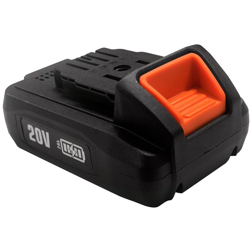 Kit Parafusadeira FORTG-FG3004 a Bateria Lítio 20V com Carregador Bivolt + Bateria FORTG-FG3441 20V 2Ah - Imagem zoom