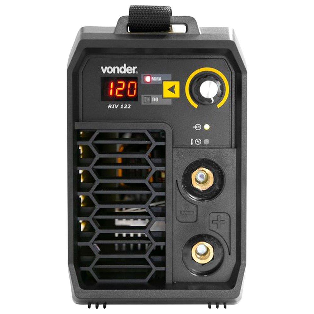Máquina Inversora de Solda Eletrodo/TIG 120A Bivolt - Imagem zoom