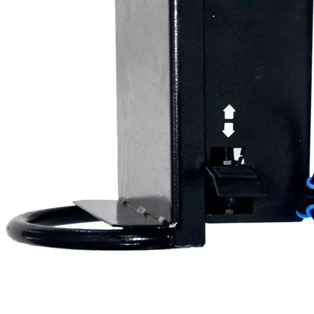 Kit Desmontadora FORTG-FG1430 com Braço Auxiliar Monofásica Azul + Levantador de Pneus Pneumático MAQUINAS RIBEIRO-ADP100D - Imagem zoom