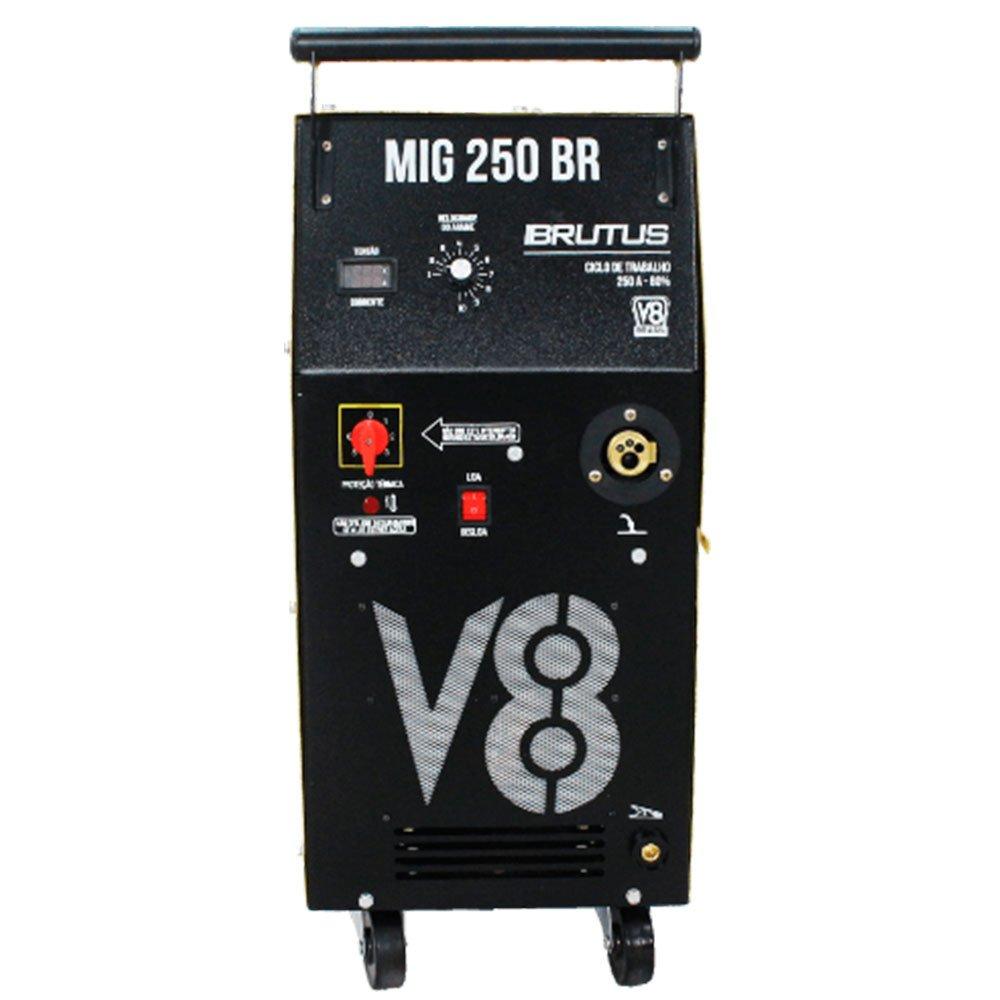Máquinas de Solda MIG Brutus 250BR 250A 60HZ 220V - Imagem zoom