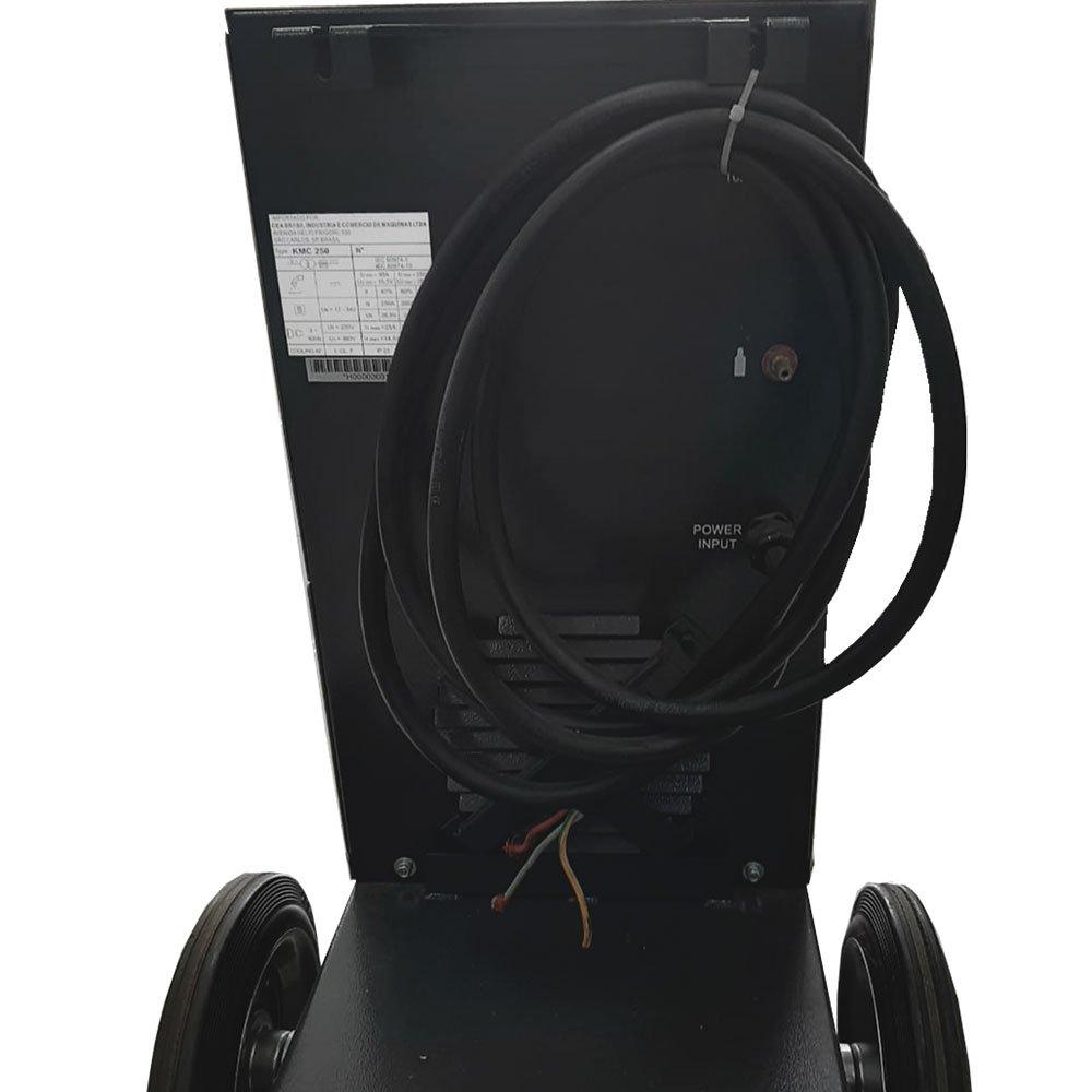 Máquina de Solda MIG/MAG 250A Trifásica 220/380V - Imagem zoom