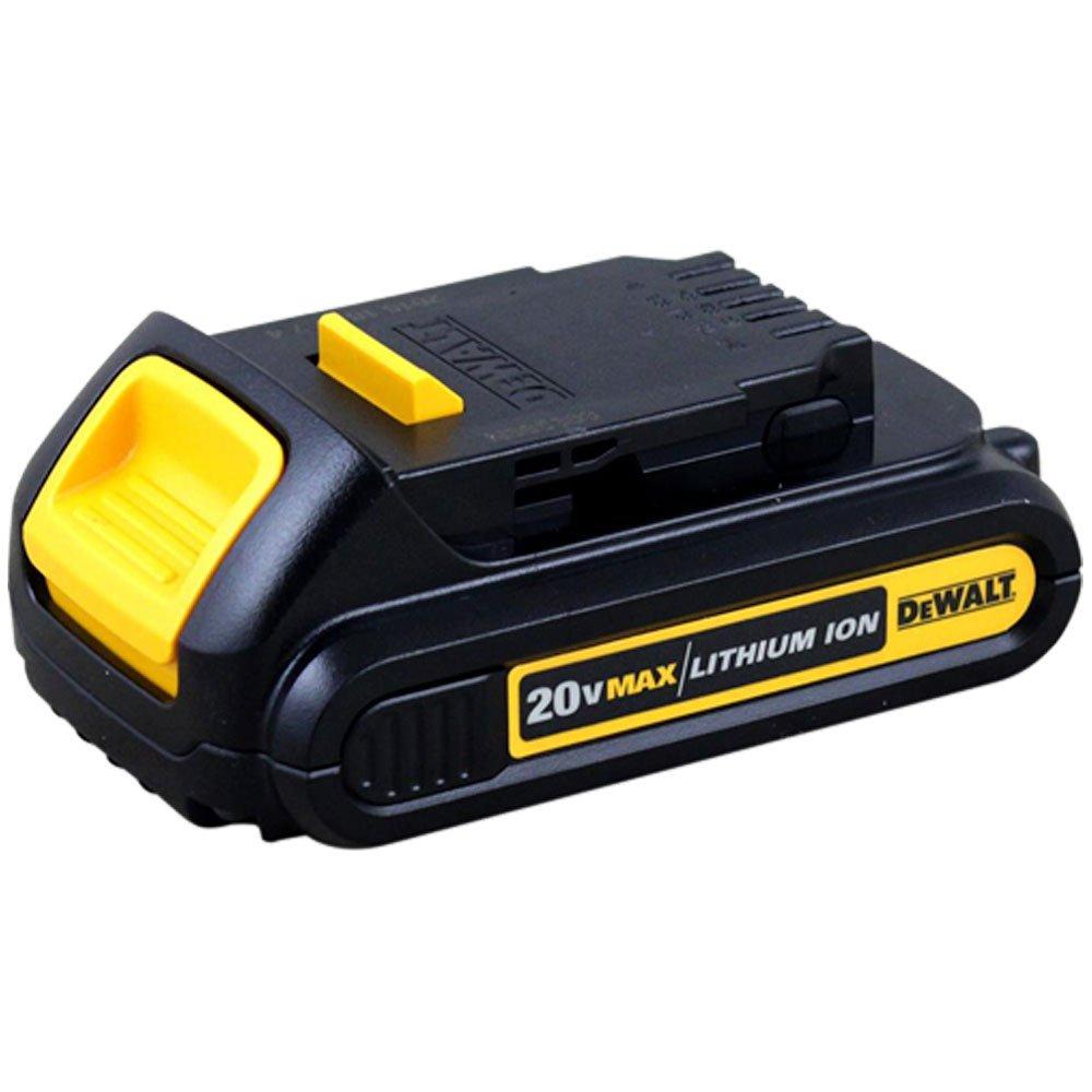 Kit Soprador Térmico 20V MAX DEWALT-DCE530B + Bateria 20V DEWALT-DCB207-B3 - Imagem zoom