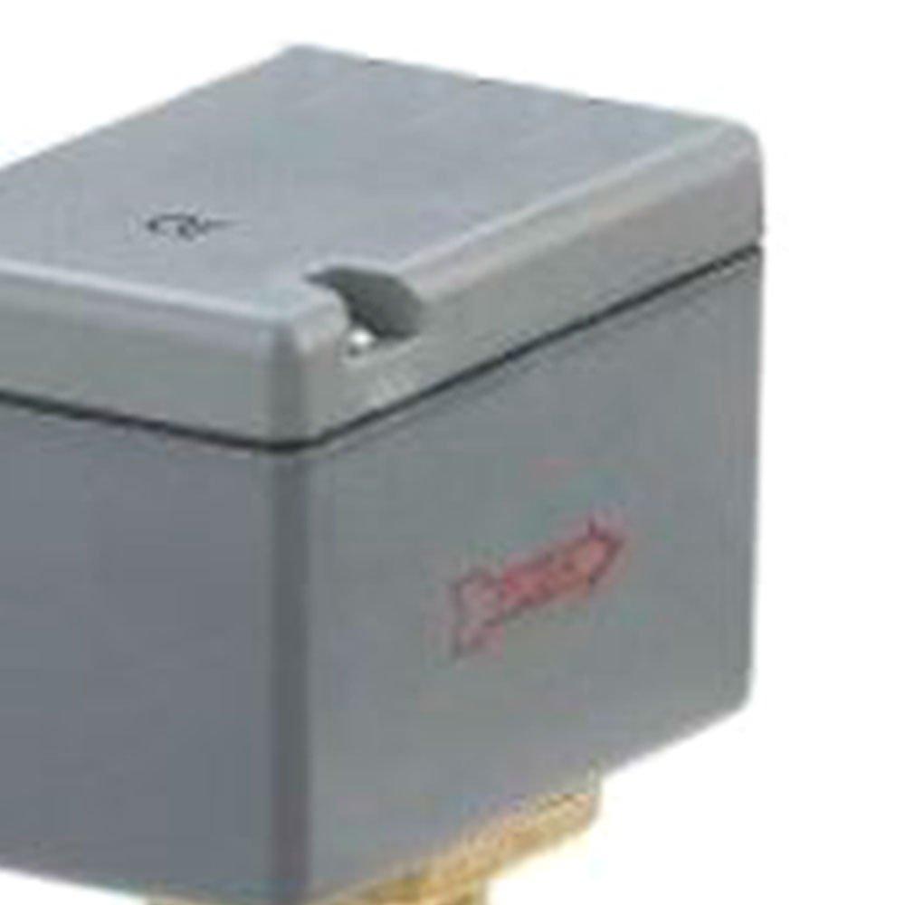 Fluxostato Cinza IP65 10A AC 250V - Imagem zoom